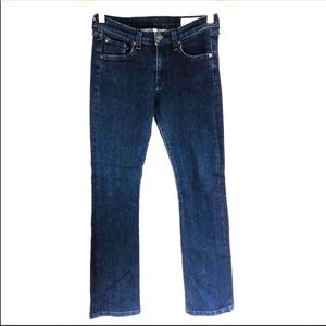 {RAG & BONE} Stiletto Boot Jeans Era Wash 27